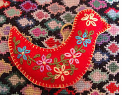 november 9 fabric ornaments sew sew