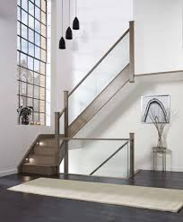 Glass Banister Uk Glass Staircases Neville Johnson