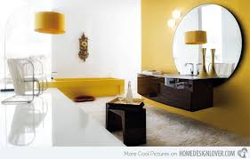 yellow bathroom ideas 15 charming yellow bathroom design ideas home design lover
