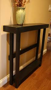 Black Sofa Table 59 Best Sofa Tables Images On Pinterest Sofa Tables Sofa Table