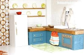 dollhouse furniture kitchen dollhouse furniture magnificent how to a dollhouse kitchen the