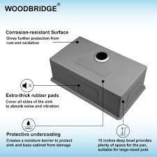 kitchen sink for 30 inch base cabinet ᐅ woodbridge kitchen sink 30 inch stainless steel