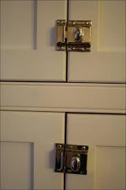 Magnetic Closet Door Latch Kitchen Drawer Lock Furniture Locks Magnetic Baby Locks Closet