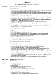 Product Management Resume Samples Project Product Manager Resume Samples Velvet Jobs