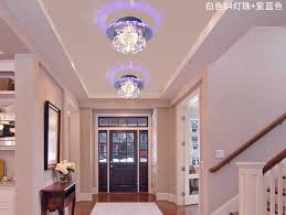 Hallway Ceiling Light Fixtures 3w Hallway Light Ceiling Light Fixture With Beautiful