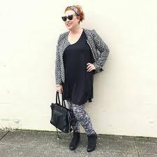 how to wear a dress over pants kimba likes