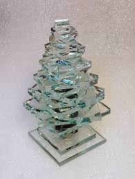 glass cristmas trees by julie glocke kickstarter