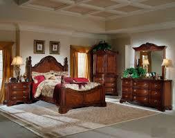 bedroom decorating ideas dark wood sleigh bed bedroom decoration