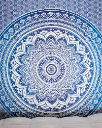 Bedroom Ideas With Tapestry Blue Ombre Tapestry Bedroom Pinterest Tapestry Ombre And