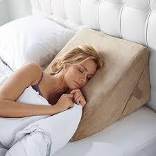 best 25 bed wedge pillow ideas on pinterest wedge pillow knee