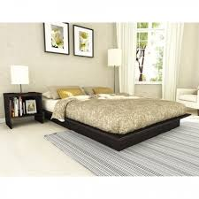 Low Profile King Bed Bed Without Headboard Decorating Beds Without Headboards Homesfeed
