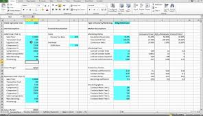 Financial Modeling Excel Templates Financial Model Tutorial