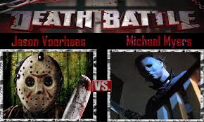 Jason Voorhees Memes - jason voorhees vs michael myers by sonicpal on deviantart