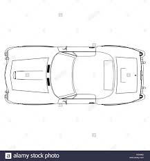 car outline black and white stock photos u0026 images alamy