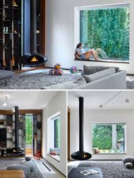 hanging fireplaces u2013 beautiful and versatile with a touch of grandeur