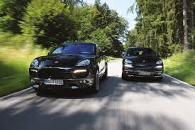 Porsche Cayenne Diesel - techart kits out new porsche cayenne s with twin turbo u0027d v8 diesel