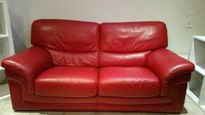 canapé et fauteuil en cuir canapés cuir italien occasion en alsace annonces achat et vente de
