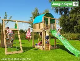Costco Playground Playground Equipment By Jungle Gym Climb Module X U0027tra Add On