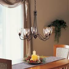 trellis 5 arm chandelier u2013 hubbardton forge
