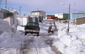 iii 5 inuit clothing shelter 5 houses in town people of the