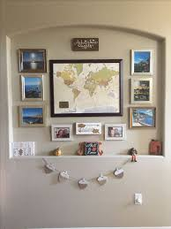 photo gallery ideas gallery travel wall of all the places you been and things you ve