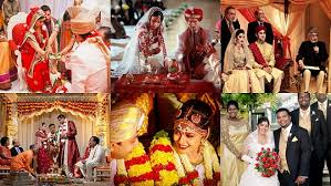 traditions of marriage in different religions voice of journalists