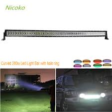 50 Curved Led Light Bar by Compare Prices On 50 Inch Led Light Bar Online Shopping Buy Low