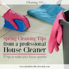 Spring Cleaning Tips Top Ten Spring Cleaning Tips From A Professional Cleaner Best