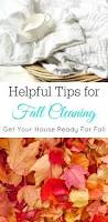 fall house cleaning tips retro housewife goes green