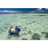 christmas island kiribati ikari house fly fishing jim klug
