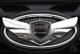 hyundai genesis coupe badge is hyundai s genesis luxury brand going to grow as fast as lexus