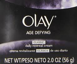 amazon com olay age defying protective renewal lotion by olay for