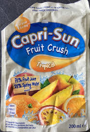 cuisine de cing fruit crush tropical sun 200 ml e