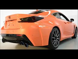 performance lexus pre owned 2015 lexus rc f for sale in norwell ma 000664 mclaren boston