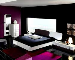 bedroom inspiring black and white interior design for your home