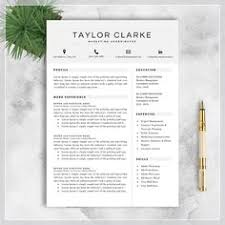 Cv Resume Format Resume Template Summary Template Cover By Thecareerboutique Cv