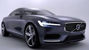 volvo cars usa volvo concept coupé a glimpse into the future of luxury car
