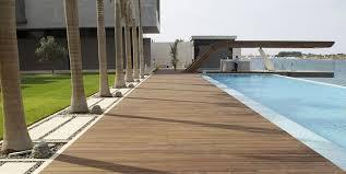 Backyard Wood Deck Outside Wood Flooring Flooring Designs