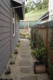 Small Narrow Backyard Ideas Patio Transition This Is The Plan No More Brown Spots In My