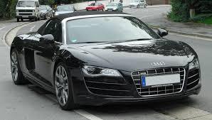 Audi R8 Front - file audi r8 spyder v10 front 20101002 jpg wikimedia commons