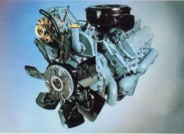 ford u0027s 1st diesel pickup engine