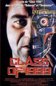 class of 1984 dvd class of 1999 1989 poster 1 scifi