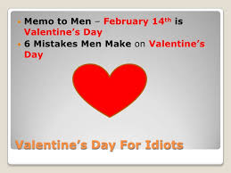 valentines for men mistakes men make on valentines day