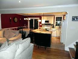 open kitchen dining living room floor plans open floor plan kitchen living room 9 kitchen dining room living