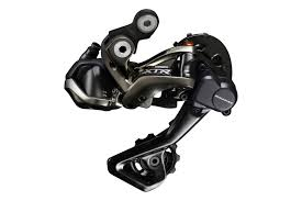 first look shimano xtr di2 electronic shifting for mtb mountain