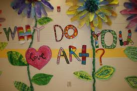 it u0027s an hses arty party why do you love art