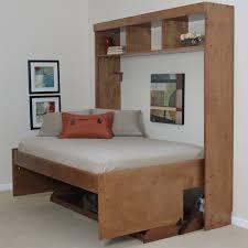 Most Comfortable Murphy Bed Wallbeds Modern Birch Murphy Bed U0026 Reviews Wayfair