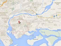 map of karachi korangi district karachi map