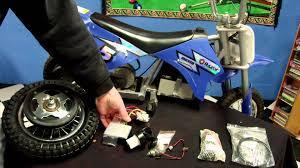 avigo motocross bike how to fix your mx350 and mx400 electric dirt bike youtube