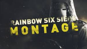 montage epic clips rainbow six siege youtube